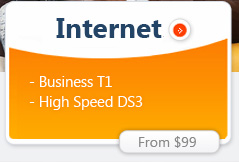High Speed Internet Access
